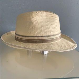 Classic Panama Vacation hat ☀️